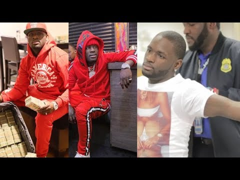 Ralo Gets ARRESTED & CHARGED With C0nspirarcy To Commit a Felony & Being Held Without Bond!