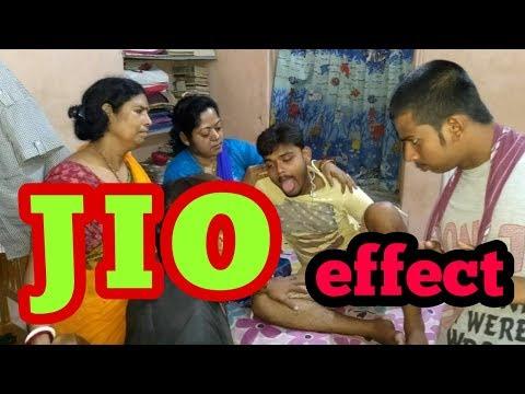 জিও এফেক্ট | JIO EFFECT | BENGALI SHORT FILM | COMEDY | FULL HD