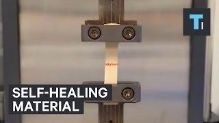 Self-healing material thumbnail