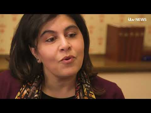 Baroness Sayeeda Warsi on her hopes for young British Muslims   ITV News