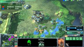 [HD] #10 Starcraft 2 Commentary ZvT Sanatic vs. LeithaL