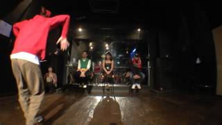 kana vs Lil'LOCA BEST16 [funkist vol.3]