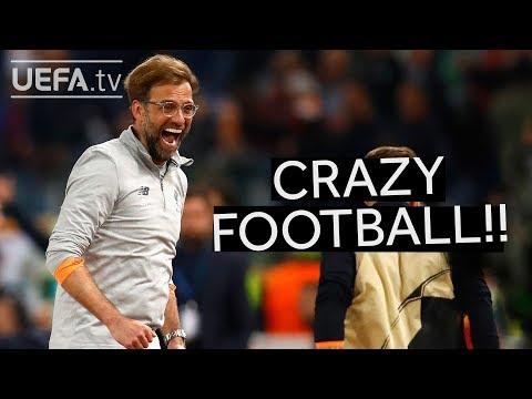 Liverpool, lyon, porto, bayern: biggest aggregate scores