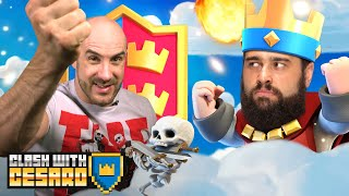 Cesaro is FINALLY opening a public clan??? (feat. RUSEV) - Clash With Cesaro #22