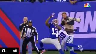 Odell Beckham Jr. Best Catch Of All Time