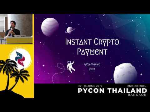 Image from Raiden Network for instant crypto payment & lower fees - Pisuth Daengthongdee