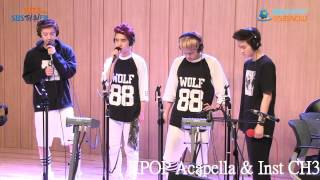 [Acapella] EXO-K - Baby Don