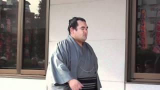平成23年大相撲11月場所 福岡国際センター.
