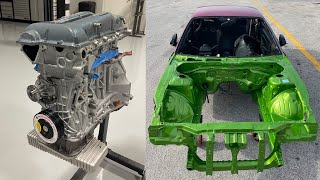 homepage tile video photo for SR20 Mystery SOLVED + S15 Rollcage!