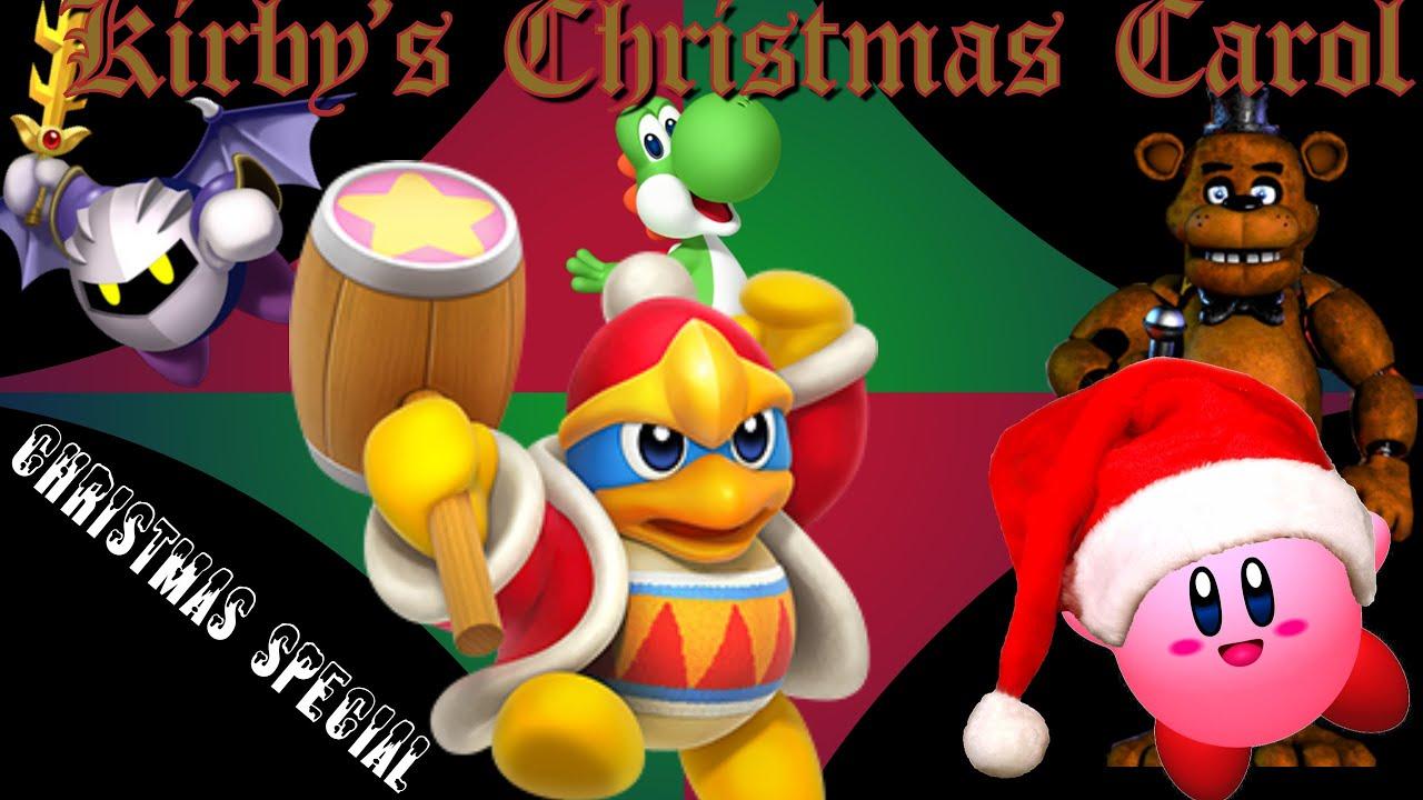 Christmas Special: Kirby\'s Christmas Carol - YouTube