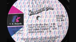 KC & the Sunshine Band - I get lifted