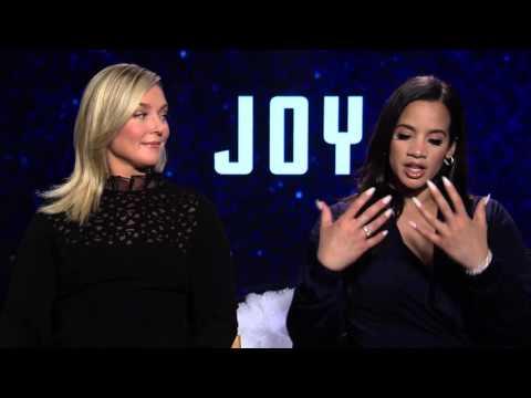 Joy: Elisabeth Röhm & Dascha Polanco  Movie