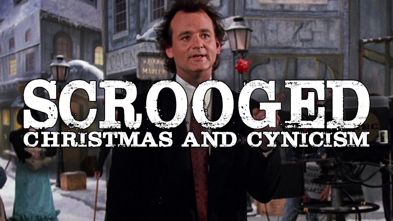 Scrooged: Christmas and Cynicism - YouTube