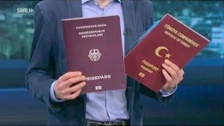 ZEITPUNKT-MAGAZIN DOKUMENTATION  Sind Türken in  Deutschland ein Problem?