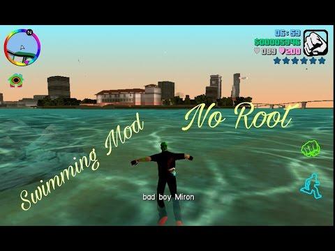 gta vice city swimming mod download pc