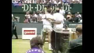 ATP Halle 94 Larsson vs Stich Final