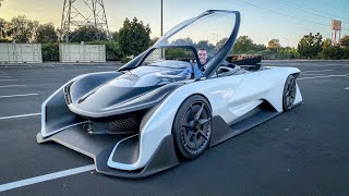 MEET THE SUPERCAR THATS CONTROLLED BY AN IPHONE 11!