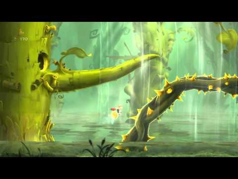 Rayman Legends PS Vita Gameplay #1