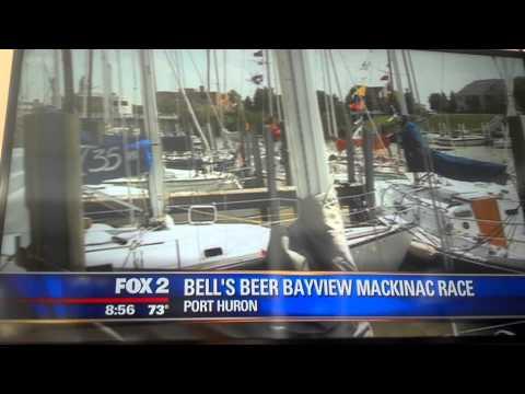 Port Huron to Mackinac Isl Sailboat Race