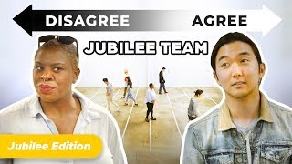 Do All Jubilee Employees Think the Same?