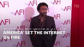 Childish Gambino 'This Is America Set The Internet on Fire