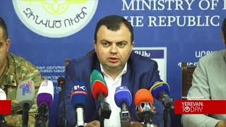 Ադրբեջանցի գրեթե բոլոր զինվորների դիակների գրպաններում եղել են ներարկիչներ. Վահրամ Պողոսյան