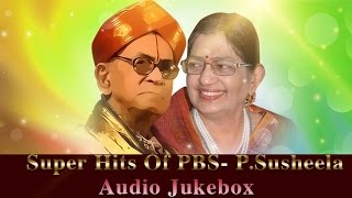 Best Songs Of PB Srinivas & P. Susheela Jukebox | Hit Kannada Duet Songs | Romantic Songs Collection
