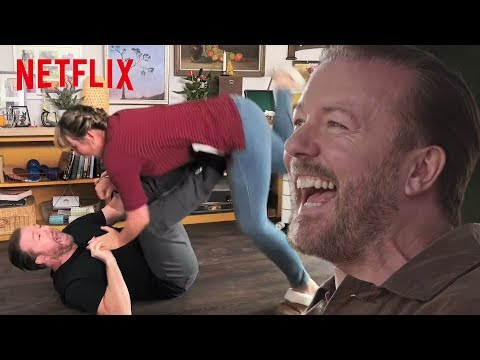 After Life's Most Hilarious Bloopers And Outtakes | After Life | Netflix