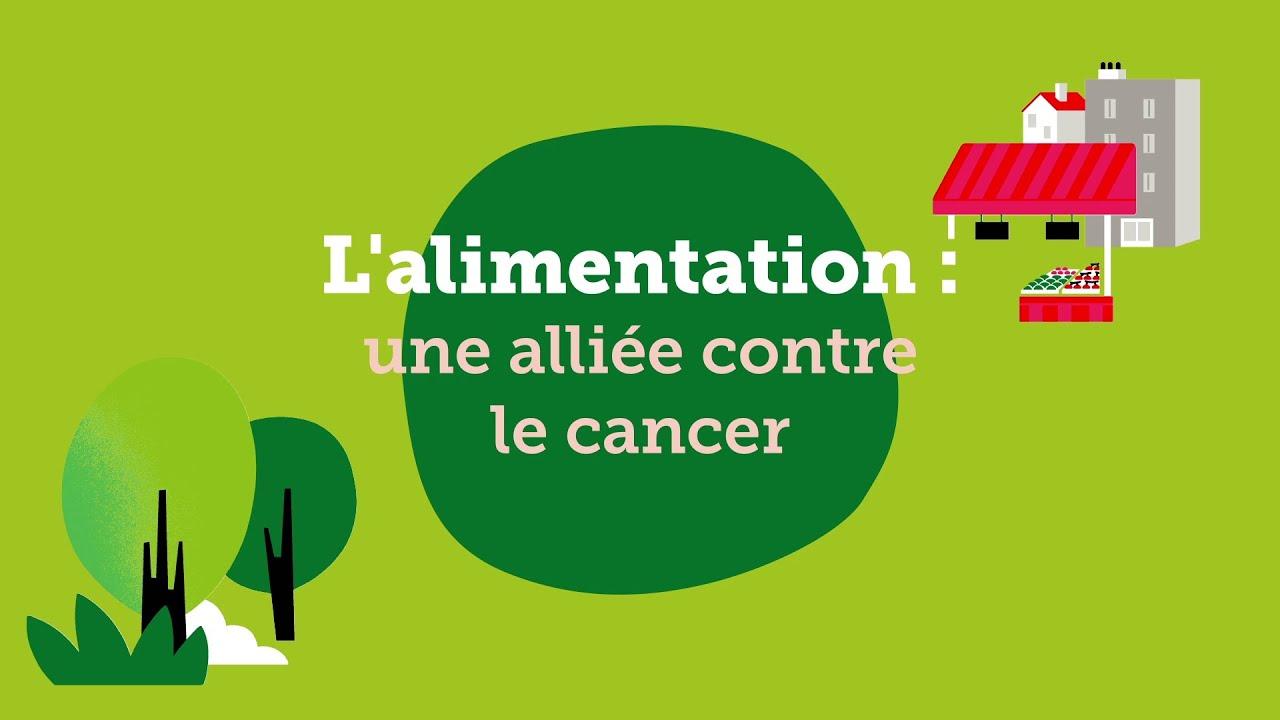 40% des cancers seraient évitables, dont 20 % liés à l'alimentation :