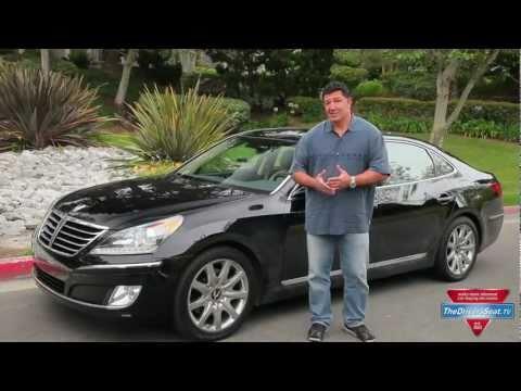 2011 Hyundai Equus Review