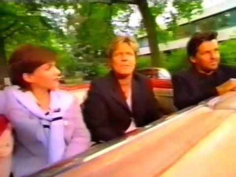 Modern Talking Interview In Cadillac 07 17 1998