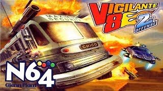 Vigilante 8 Second Offense - Nintendo 64 Review - HD