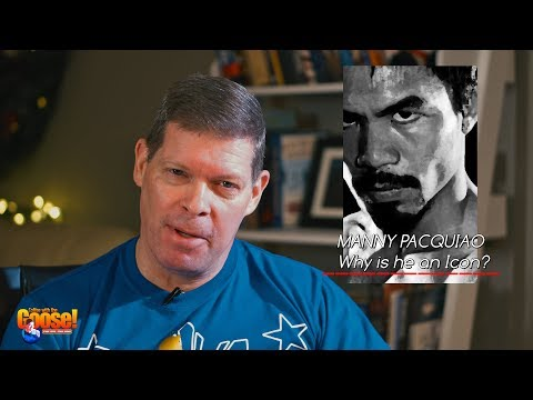 Manny Pacquiao: Why is he an ICON? Pacquiao VS Broner