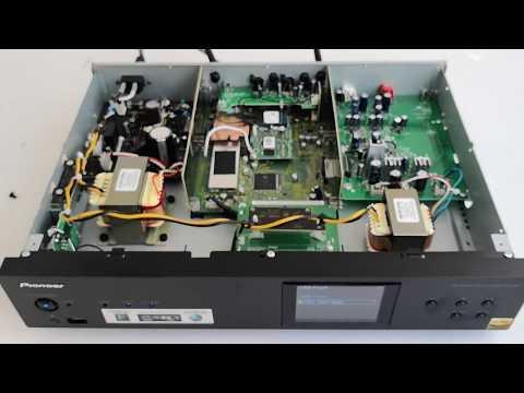 Pioneer N-50AE network audio player | Deep unboxing