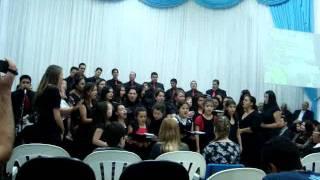 Louvor Jovem de Jardim Alegre UMADJA - Fica Comigo