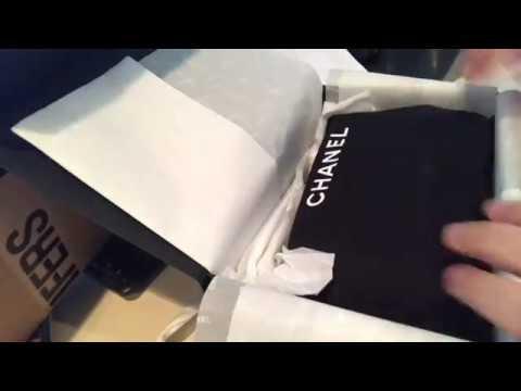 719317949b45 Chanel 2018 Handbag Unboxing Youtube | Stanford Center for ...