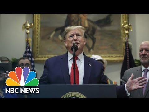 Trump On Environmental Regulation: Big Government 'At It's Absolute Worst' | NBC News