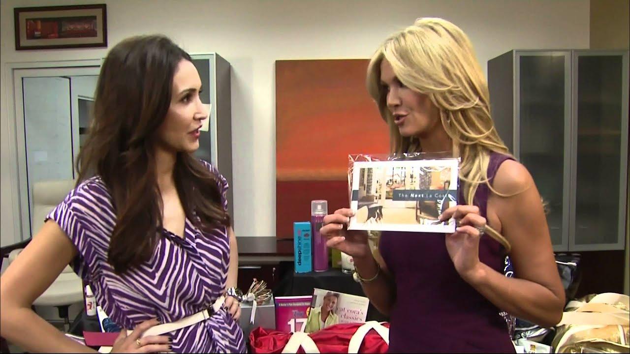 Suzanne Marques - Entertainment Report 2011/09/15 5PM CBS2 ...