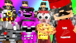 Minecraft Mini-Game : DO NOT LAUGH! (TONY RETURNS, EARL HAS A COLD) w/ Facecam