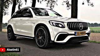Mercedes AMG GLC 63 S | SOUND NEW Full DRIVE Review Interior Exterior Infotainment