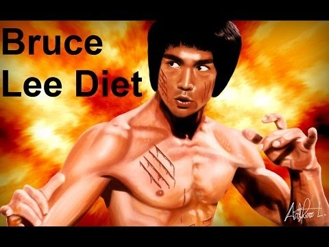 Bruce Lee DIET For Six-Pack Abs: Review Of What He Ate