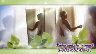 Свадебное слайдшоу Андрея и Елены 2013 год