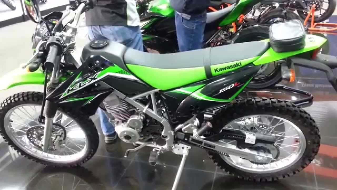 Kawasaki Colombia Klx