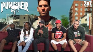 """The Punisher 2x7 """"One Bad Day"""" Reaction/Review"""