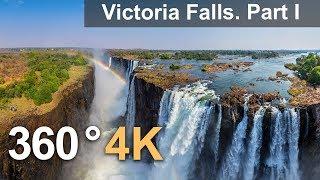 360° Video, Victoria Falls, Zambia-Zimbabwe. Part I