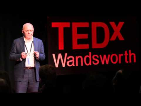 From the power of language to the language of power | Peter Garrard | TEDxWandsworth