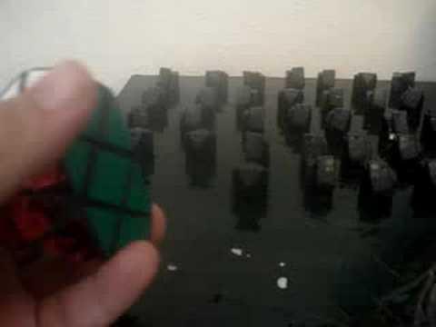 Half-truncated cube