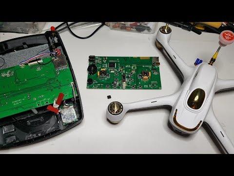 Hubsan H501S Transmitter Repair