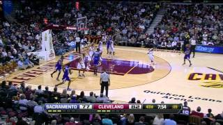 Isaiah Thomas 23pts 8reb 11ast vs Cavaliers (Kyrie Irving) - February 19, 2012