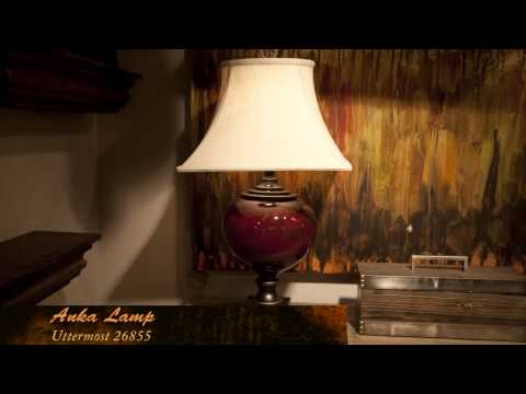 Uttermost 26855 Ceramic Table Lamp